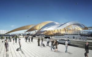 Аэропорт Южный хаб в Ростове-на-Дону